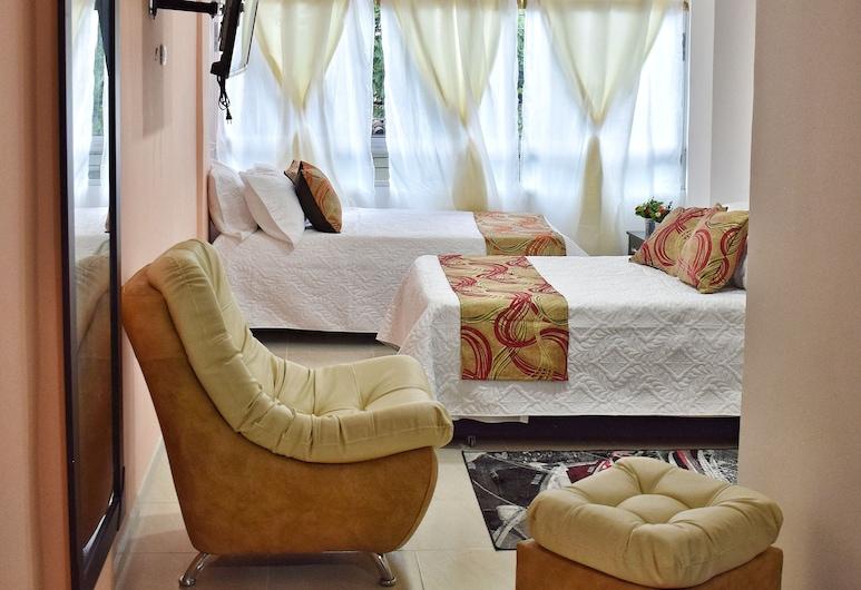 Apartahotel Casa del Lido, קאלי, דירה, 2 מיטות יחיד, חדר