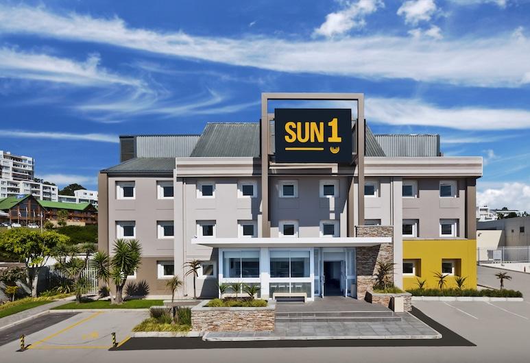 SUN1 Port Elizabeth, Port Elizabeth, Fachada do Hotel