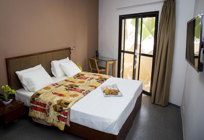 範斯達卡沃科拉酒店, 達卡, 基本雙人房, 客房