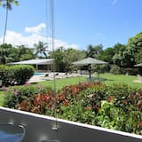 Ground Floor Apartment in Lovely Gardens With In-house Large Pool and Restaurant