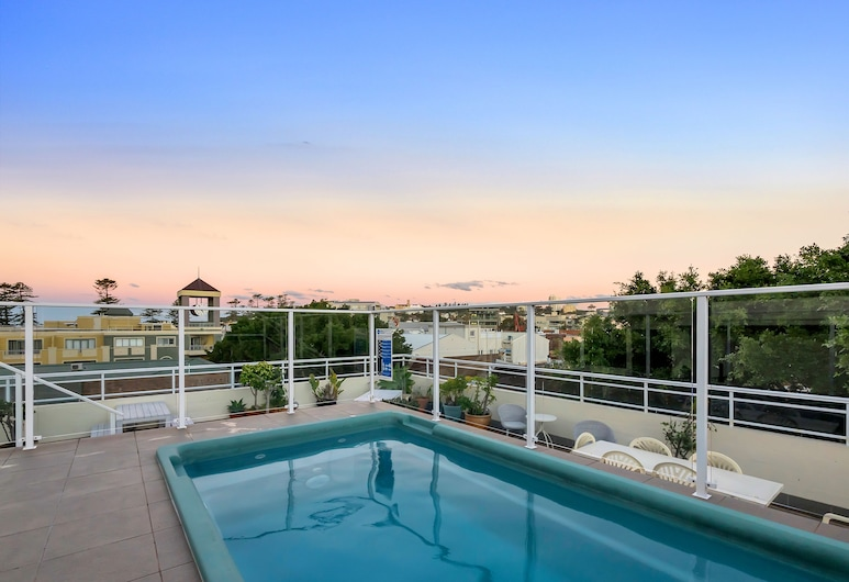 Heart of Manly in the Perfect Spot, Manly, Rooftop Pool