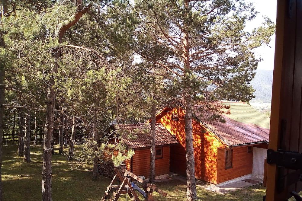 Mountain View Vacation Lodge - Lagos Plitvice - casa familiar na natureza