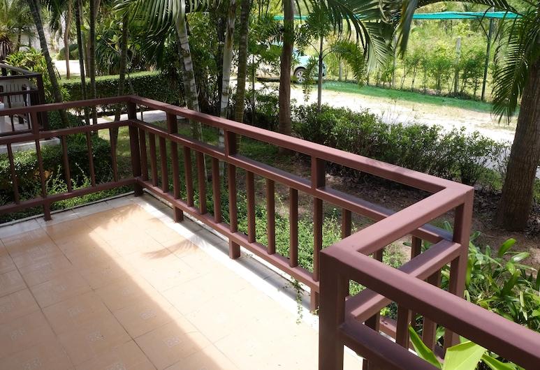 Aana Residence Resort, Tỉnh Rayong, Standard Double Bungalow, Sân thượng/sân hiên