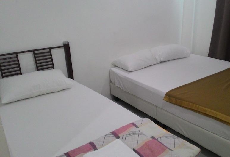 Chin Yee Hotel, Teluk Intan, Trokrevetna soba, Soba za goste