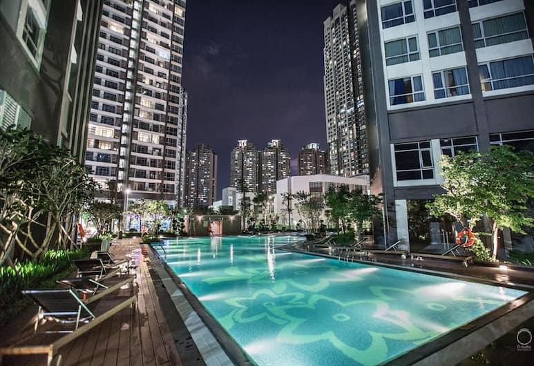 Hoasun Boutique Apartment - Vinhomes Central Park, Ho Chi Minh-Stad