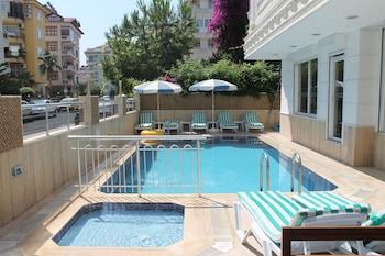 Foto North Point Hotel di Alanya