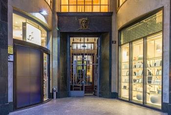Nuotrauka: Aiello Rooms - San Babila, Milanas