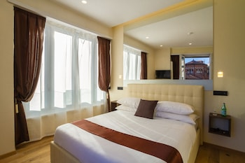 Mediolan — zdjęcie hotelu Aiello Rooms - San Babila