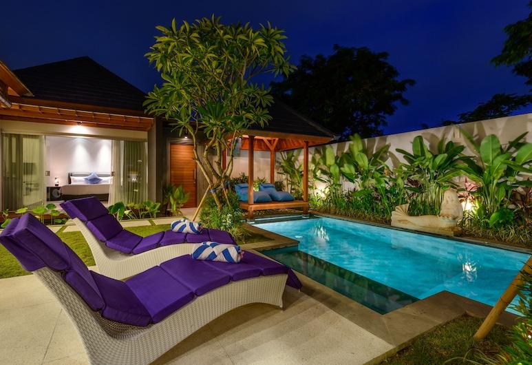 Ley Villa Bali, Seminyak, Fachada
