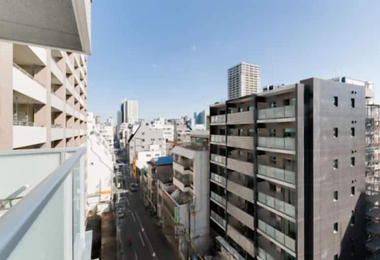 日本橋高等酒店, 大阪, 標準雙人房, 2 張單人床, 露台