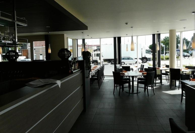 Hotel Otus, Wetteren, Bar del hotel
