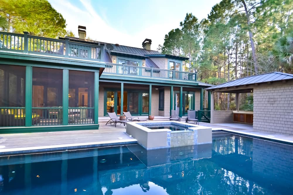 House, 5 Bedrooms, Balcony (113 Blue Heron Pond) - Outdoor Pool
