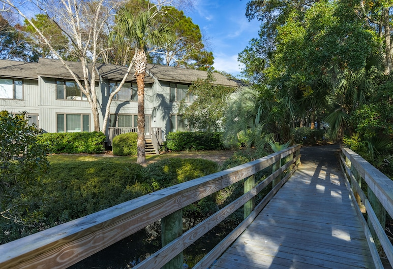 1331 Fairway Oaks Villa by RedAwning, Isla Kiawah, Áreas del establecimiento