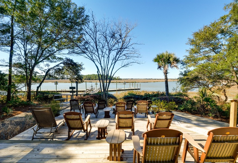 63 Inlet Cove Cottage by RedAwning, Isla Kiawah, Áreas del establecimiento