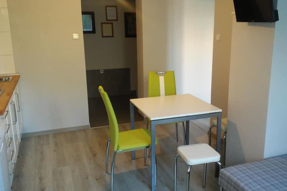 Lägenhet Comfort - 1 sovrum - Matservice på rummet