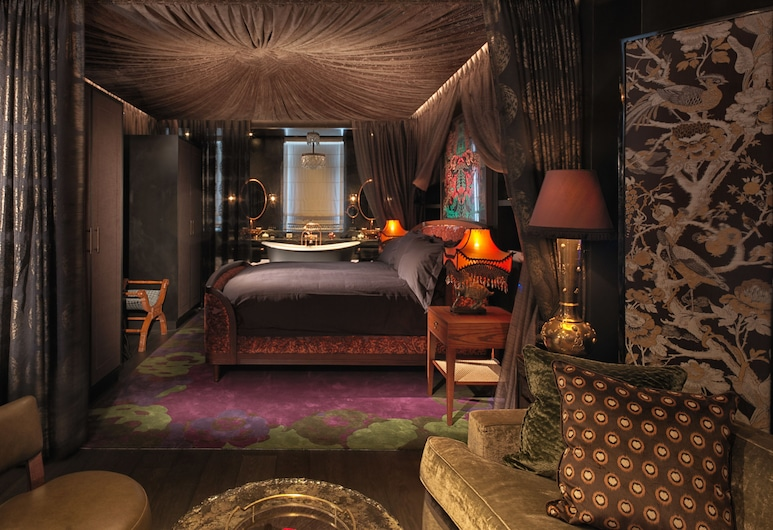 The Mandrake Hotel, London, Suite, Guest Room