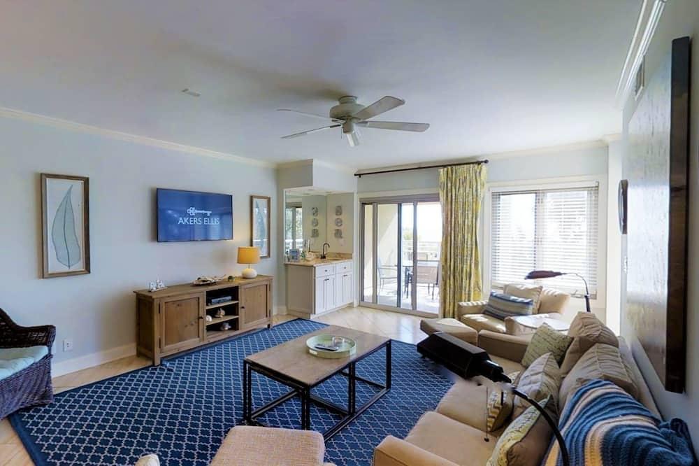 Villa, 3Schlafzimmer, Balkon (5101 Windswept Villa) - Wohnbereich
