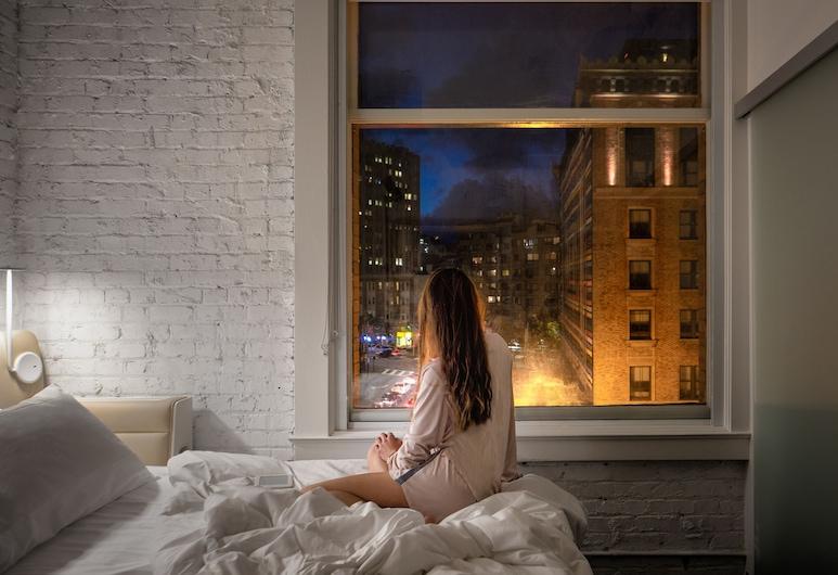 요텔 샌프란시스코, 샌프란시스코, 캐빈, 퀸사이즈침대 1개, 코너, 객실