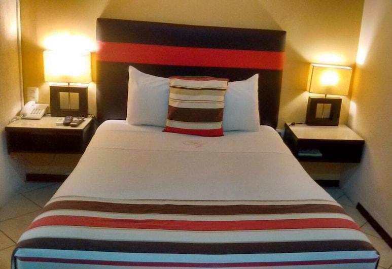 Madero Suites, Coatzacoalcos, Habitación doble de uso individual, 1 cama doble, Habitación