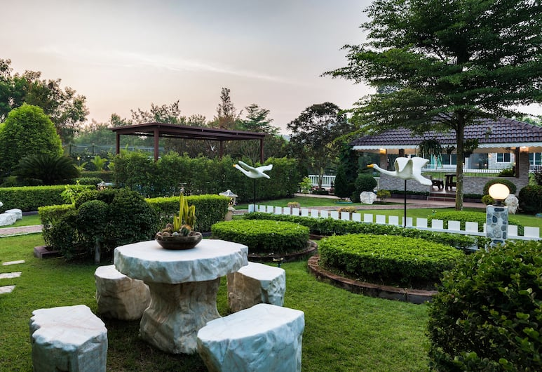 ไร่ฟ้าประทาน Home & Garden, อ.หัวหิน, สวน