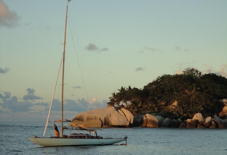 The Station Seychelles, Mahe Island, Beach
