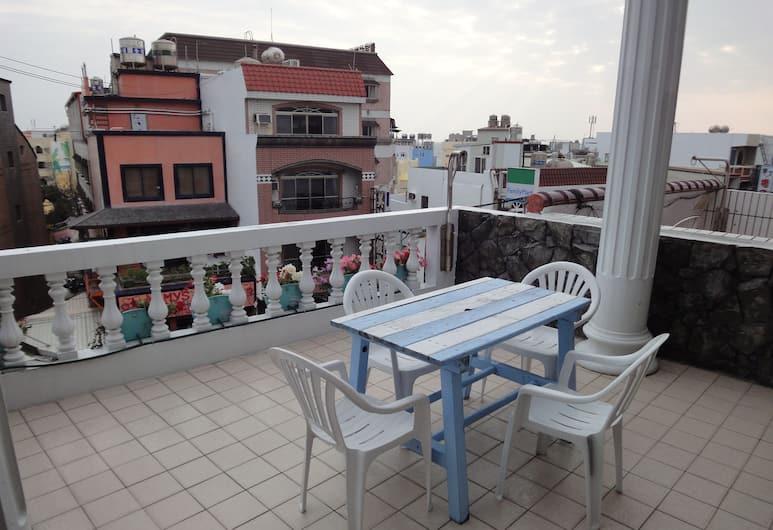 福樂渡假飯店, 恆春鎮, 豪華四人房, 陽台