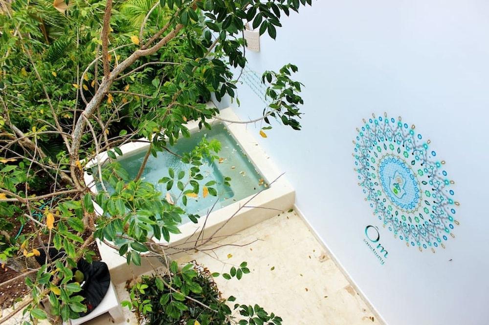 Mein Eco Chic OM Sanctuary mit Strand, Pools und Golfclub!
