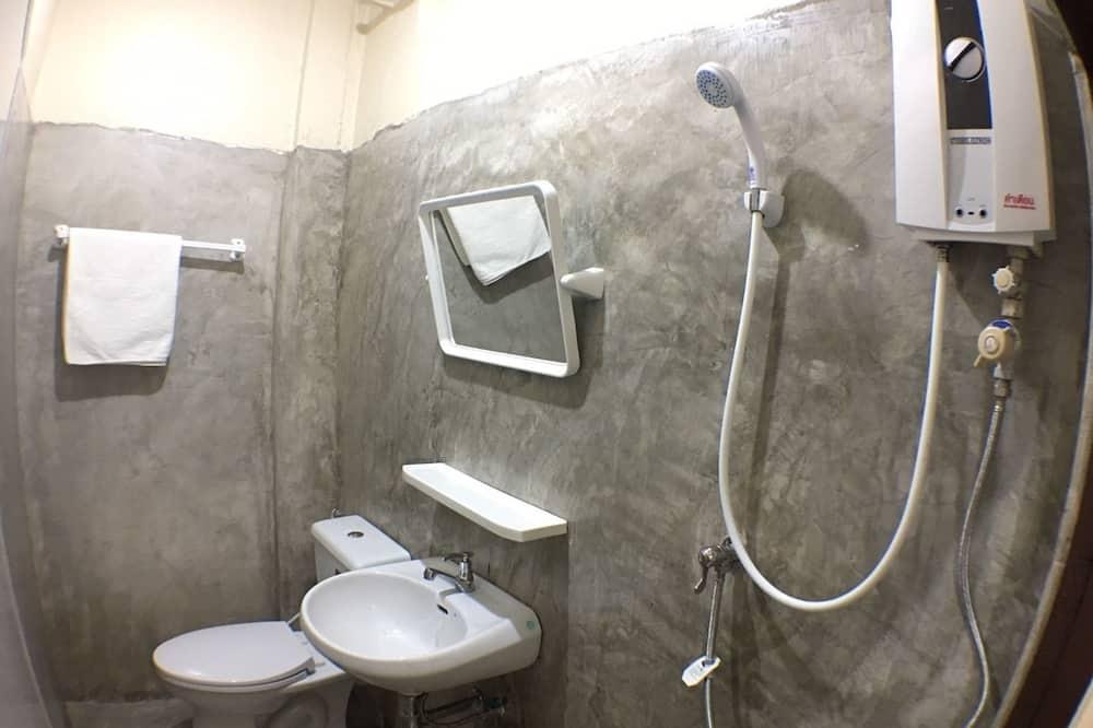City Single Room, 1 Bedroom, Accessible - Bilik mandi