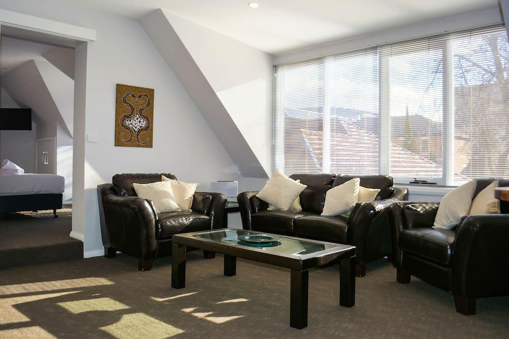 豪華公寓, 2 間臥室, 廚房 - 客廳