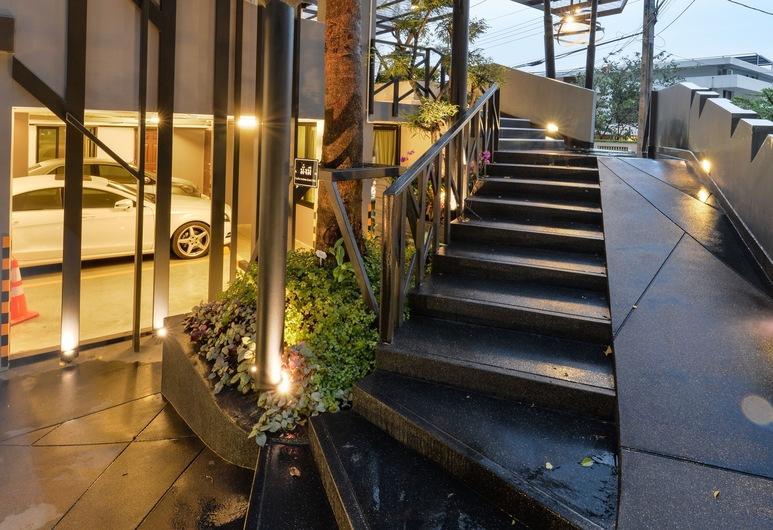 SiRi Ratchada Bangkok, Μπανγκόκ, Εξωτερικός χώρος ξενοδοχείου