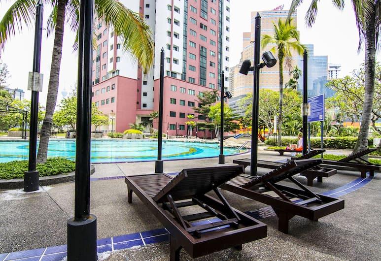 PWTC Bistari Service Apartment, Kuala Lumpur, Piscine