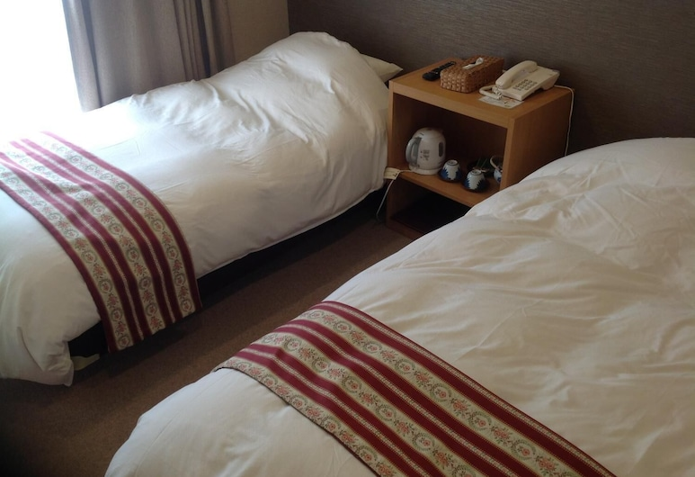Matsumoto Ryokan, Kyoto, Twin Room, Guest Room