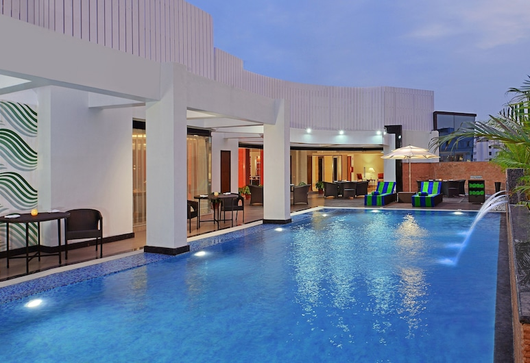 Fortune Park BBD- Member ITC Hotel Group, Lucknow, Outdoor Pool