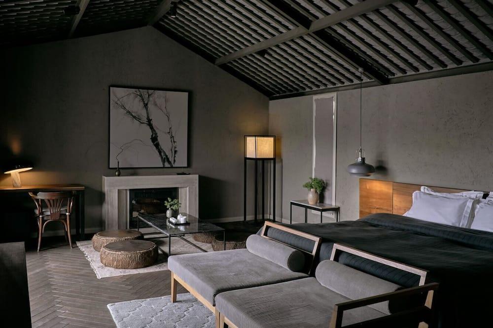 Theme Room with Bathtub - Living Area