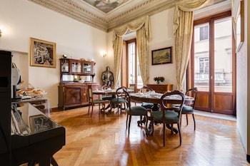 Rzym — zdjęcie hotelu Affreschi Su Roma Luxury B&B