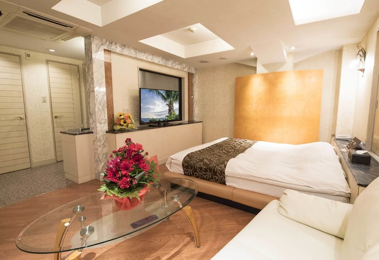 HOTEL ATLAS Shinjuku Kabukicho - Adult Only, Tokyo, Run of House, Short Stay, Check-in: 9PM Check-out: 11AM, Guest Room