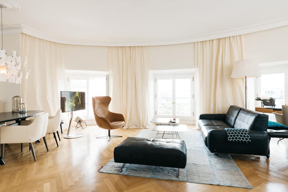 Grand Suite - Stue