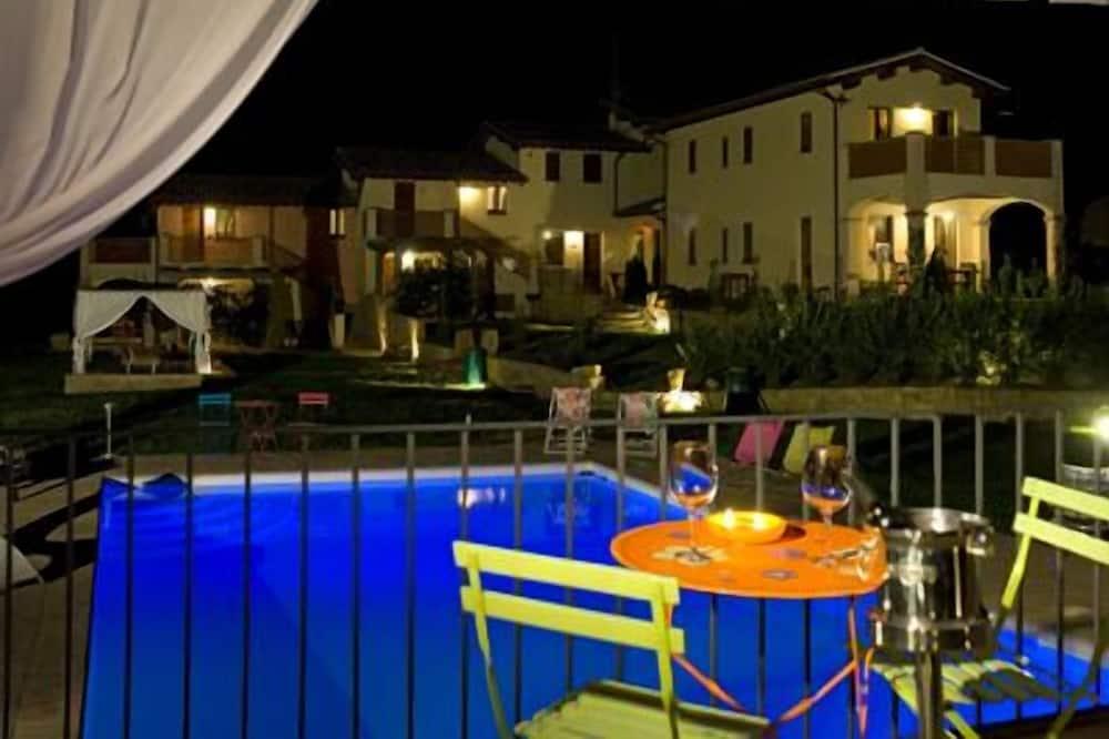 Appartement Supérieur, 1 chambre - Terrasse/Patio