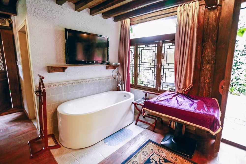Basic Süit, 2 Yatak Odası - Banyo