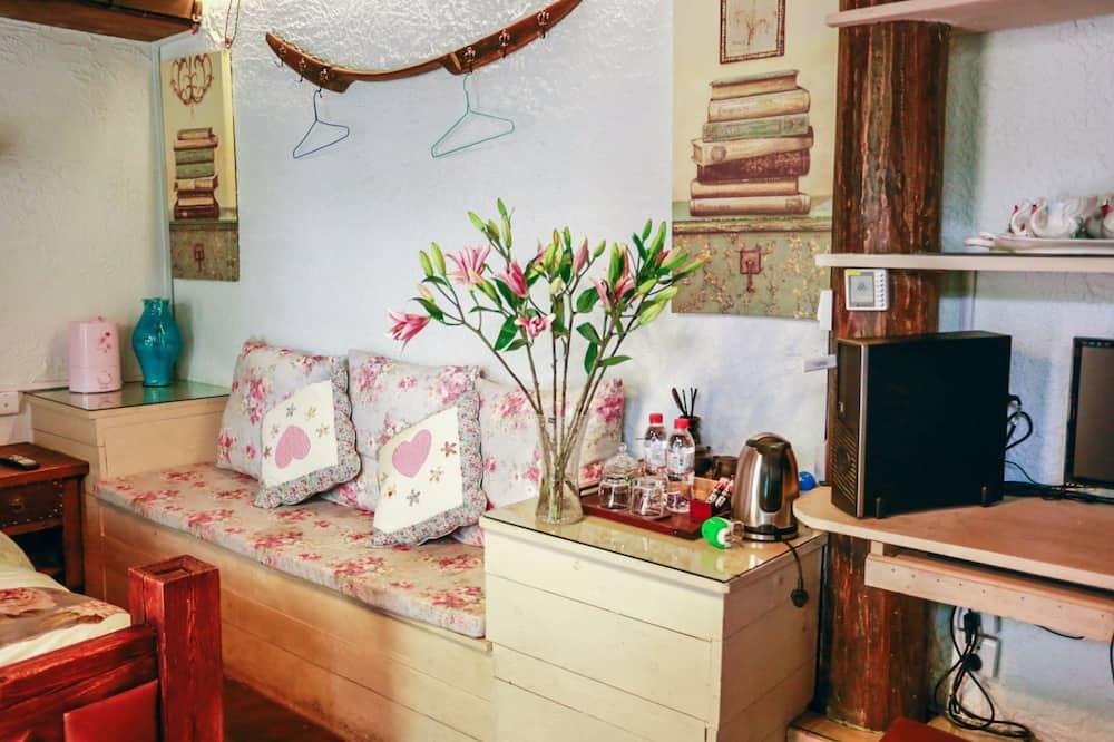 Basic Süit, 2 Yatak Odası - Oturma Alanı