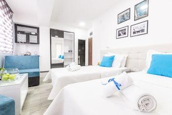 Bild vom Astera Apart Hotel in Skopje
