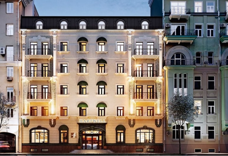 Hartwell Hotel, Moskva