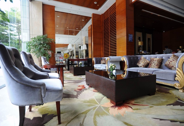 Leisure Hotel Dongguan, Dongguan, Lobby