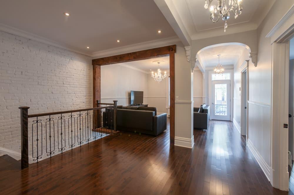 Deluxe Διαμέρισμα, 2 Υπνοδωμάτια, Βεράντα - Περιοχή καθιστικού
