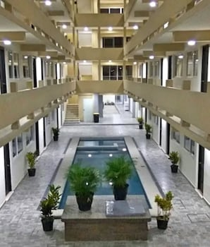 維拉克魯斯港口旅館酒店的圖片