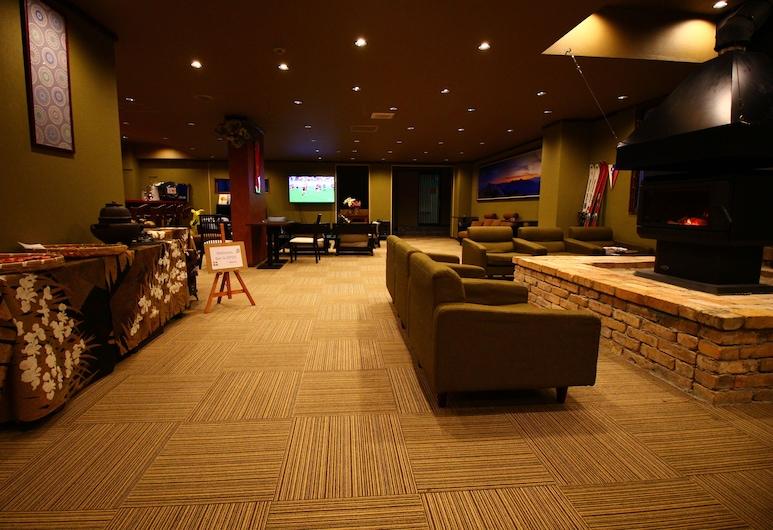 HOTEL CULTURED HAKUBA, Hakuba, Lobby Sitting Area