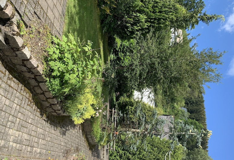 Idyllic Cottage by the stream located in Winterberg's Silbach district, Winterberg, Property Grounds