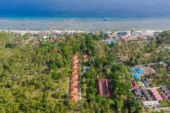 Gambar Ring Sameton Resort Hotel di Pulau Penida
