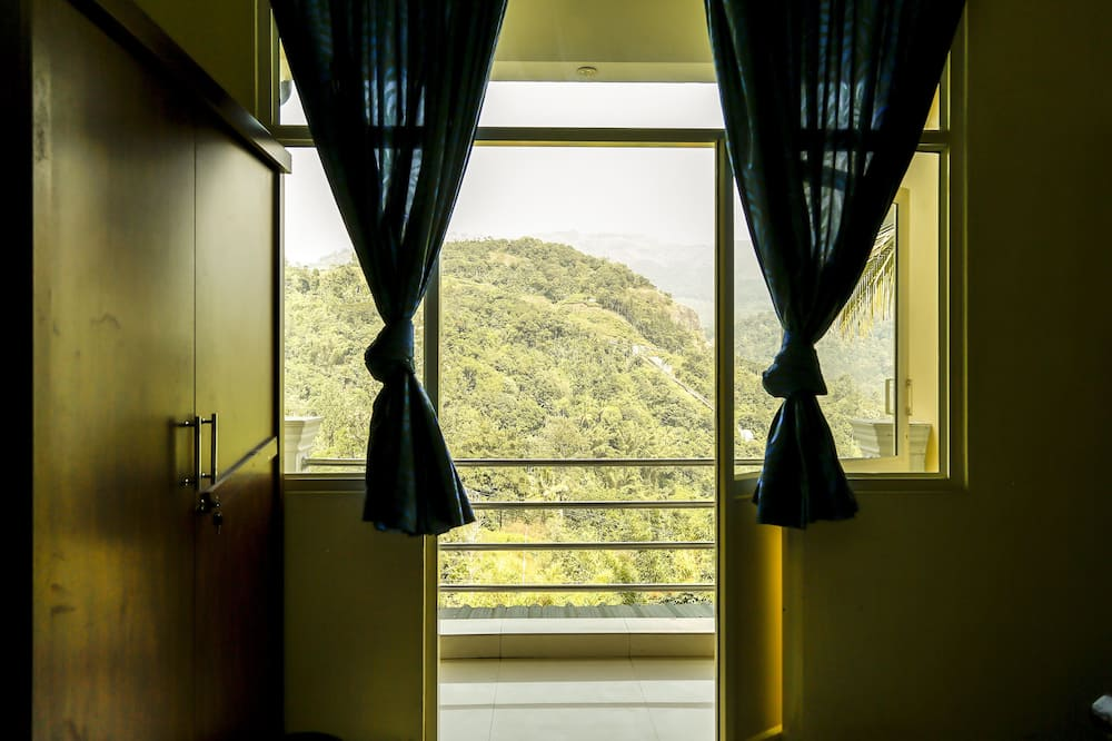 Phòng đôi hoặc 2 giường đơn Tiêu chuẩn, 1 giường đôi, Phòng tắm riêng - Ban công