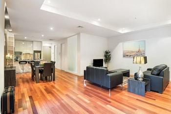 Picture of Sanctuary Apartments - Collins St CBD  in Melbourne